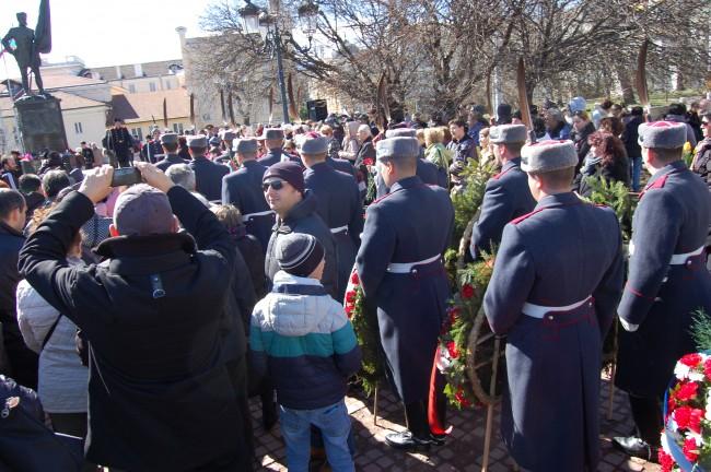София отбеляза 137 години от Освобождението на България