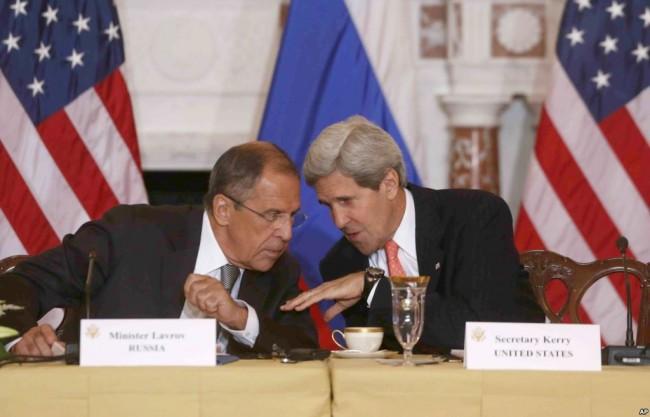 Лавров и Кери обсъдиха иранската ядрена програма