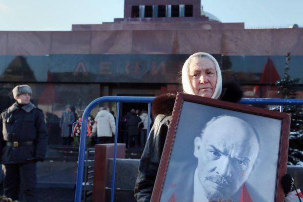 Княз Трубецкой предложи тялото на Ленин да бъде погребано