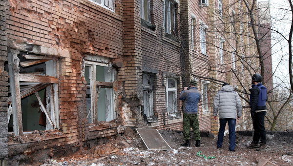 ДНР: Примирието в Донбас се нарушава всеки ден