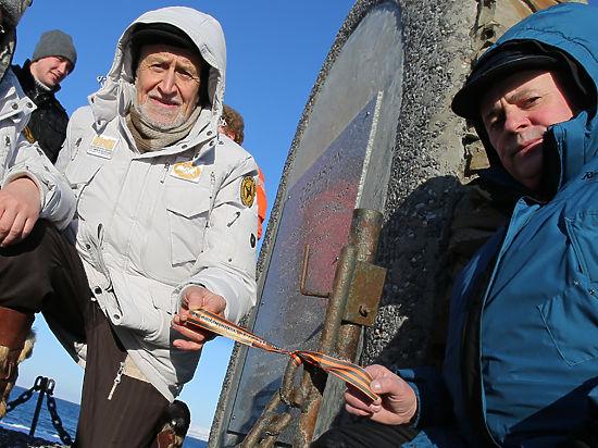 Арктическата експедиция на Дроздов и Бочаров приключи на Шпицберген