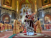 Русия отбеляза Пасха