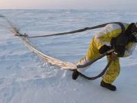 Руски десантчици се приземиха в Арктика