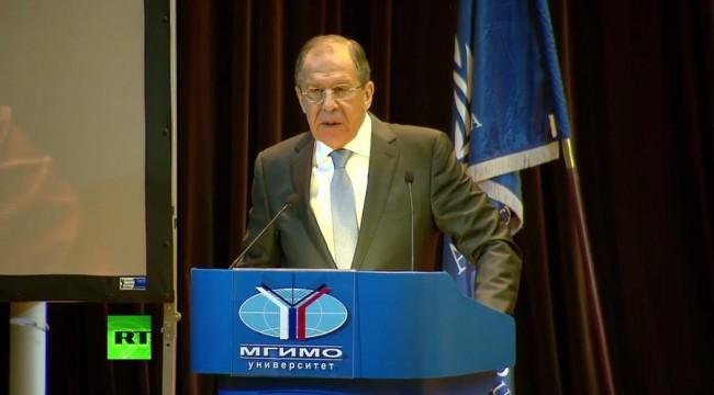 Лавров: Благодарение на Русия се появи шанс за урегулиране на конфликта в Сирия