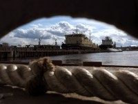 В Санкт Петербург започна строителството на ледоразбивач на бъдещето
