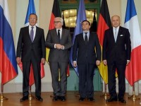 Лавров: Успяхме да защитим чистотата на минските договорености в Берлин
