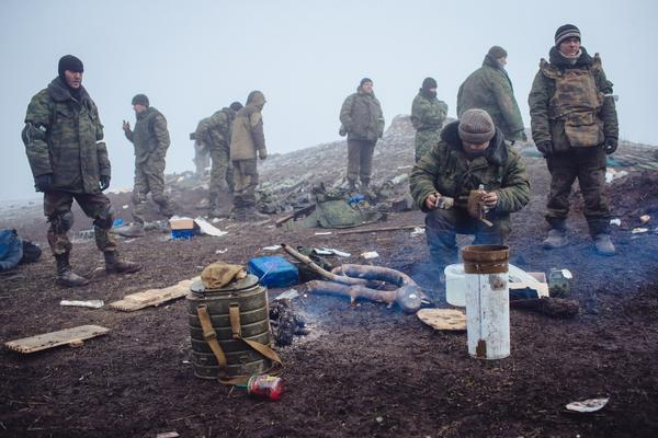 """Офицерът от СБУ, """"провалил операцията в Дебалцево"""", избяга в Русия"""