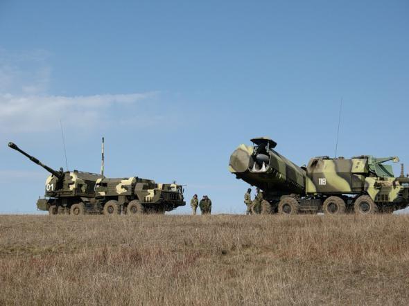 """Русия ще вземе """"на мушка"""" американския миноносец в Черно море"""