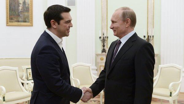 Путин: На срещата с гръцкия премиер не ставаше дума за финансова помощ, а за сътрудничество