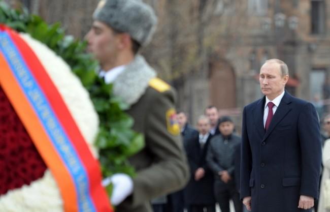 Путин потвърди позицията на Русия за геноцида: За него няма и не може да има оправдание