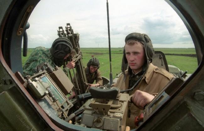В Русия се проведоха учения по отблъскване на атака от крилати ракети на условен противник