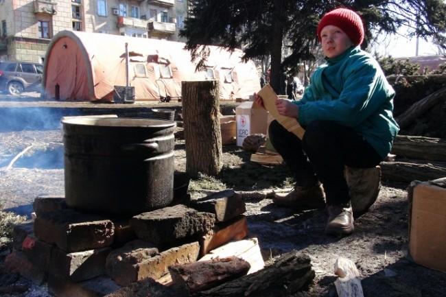 ООН: Над 670 хил. души в Украйна спешно се нуждаят от продоволствия