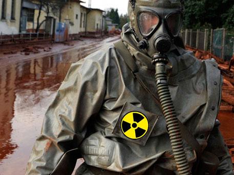 В Киев се страхуват от радиоактивен дъжд