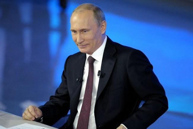 """""""Русия 1"""" ще излъчи филм за Путин"""