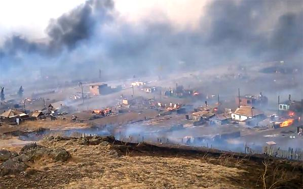 В Хакасия пристигнаха спасители и курсанти