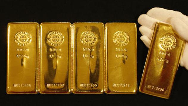 ЦБ на РФ купува злато в отговор на санкциите