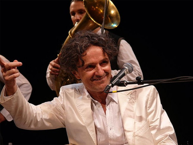 Отменят концерт на Горан Брегович в Киев заради негово участие в Крим