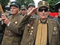 Ветерани от Украинската въстаническа армия
