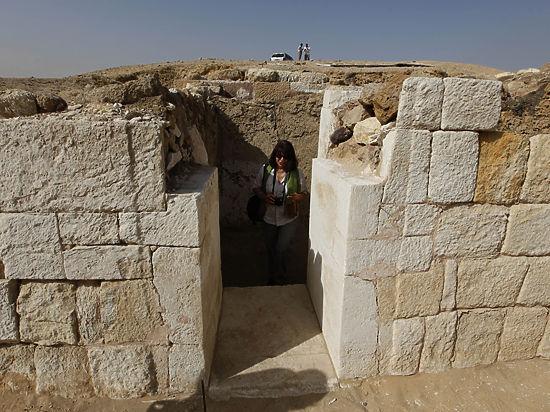 Руски археолози откриха най-древната столица на Египет