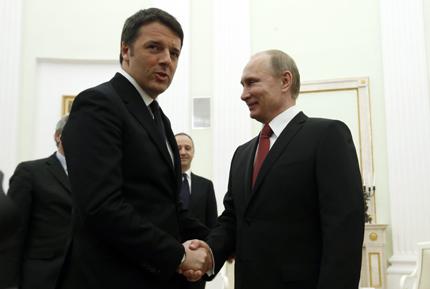Италия настоява за частична отмяна на санкциите срещу Русия