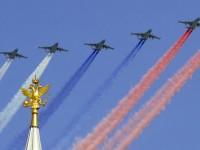 Москва заделя пари, за да осигури хубаво време на 9 май