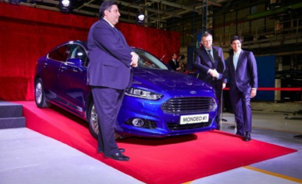Ford стартира производството на новото Mondeo в Русия