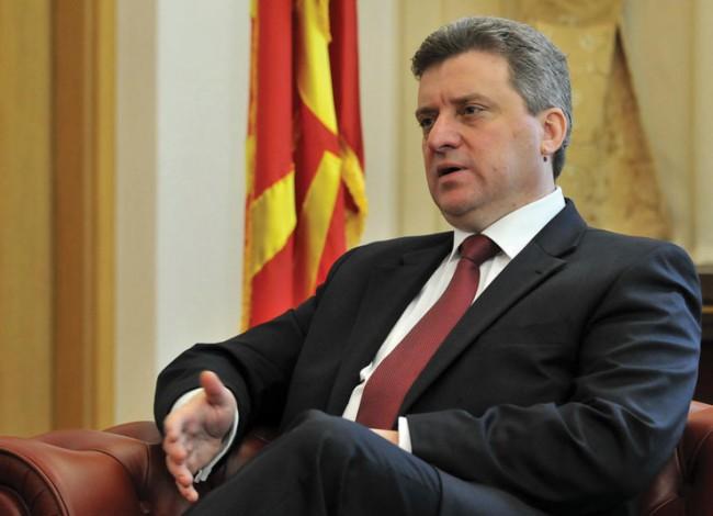 Македонският президент ще присъства на 9 май в Москва