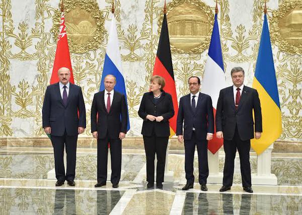 Немски вестник: Русия прави всичко за реализиране на Минските споразумения