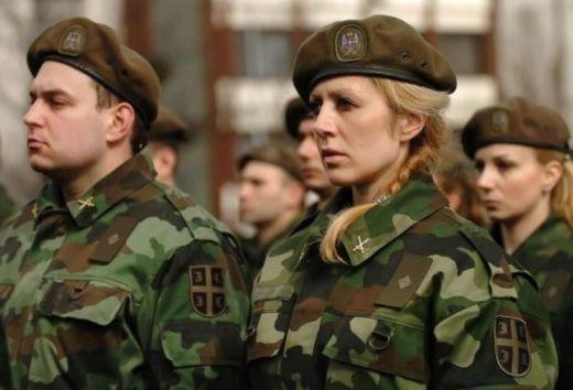 Сръбска войска ще марширува на 9 май в Москва
