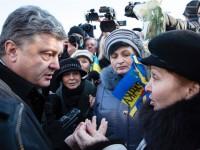 """В Одеса посрещнаха Порошенко с викове """"Фашизмът няма да мине!"""" (видео)"""