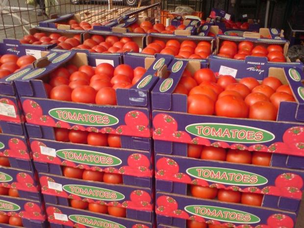 Ядем 80% вносни плодове и зеленчуци
