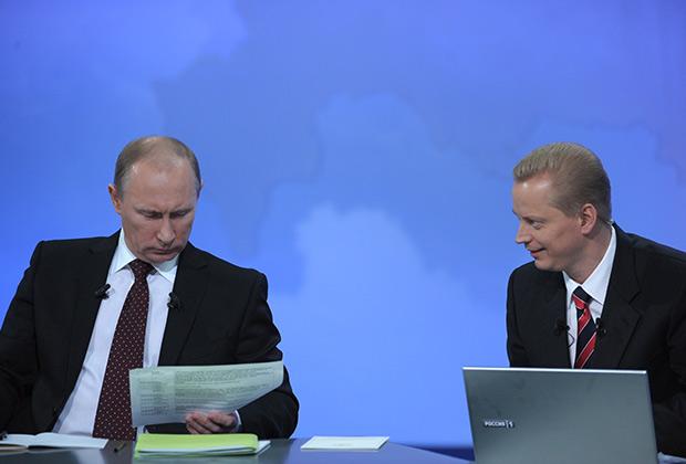 Праволинейният Путин. Най-ярките цитати от преките линии на Путин