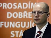 Премиерът на Чехия подкрепи визитата на президента Земан в Москва