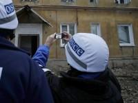 Представители на ОССЕ и МО на ДНР пристигнаха в Горловка