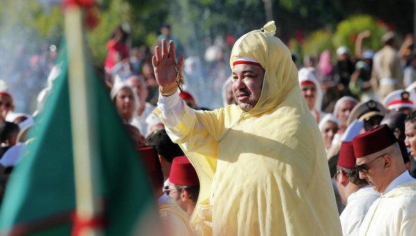 Путин покани краля на Мароко в Русия