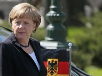 Меркел: Берлин признава, че Червената армия е изиграла решаваща роля в освобождението на Германия