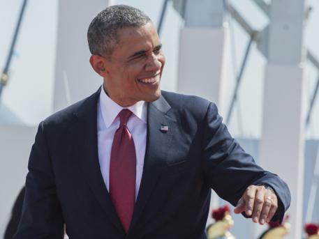 Обама се повтаря в твърденията за руската агресия