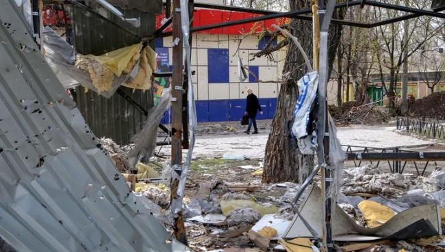 """За едно денонощие украинската армия 70 пъти наруши """"режима на тишината"""""""