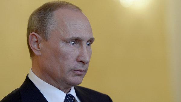 Путин: Скандалът около ФИФА не засяга Русия