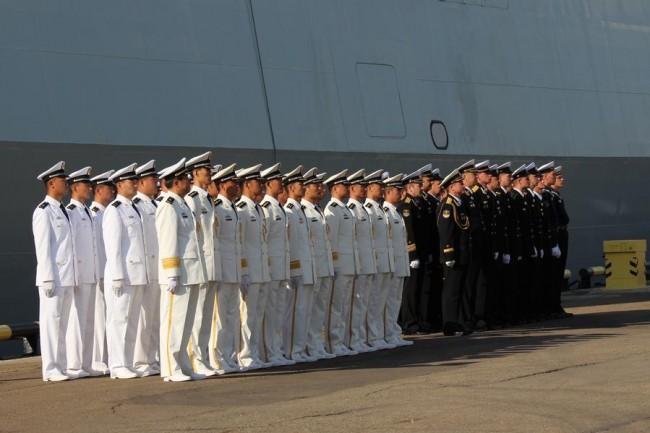 Русия и Китай провеждат съвместни учения в Средиземно море