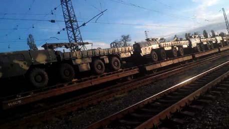 """Украйна разполага установки """"Смерч"""" в Донбас"""