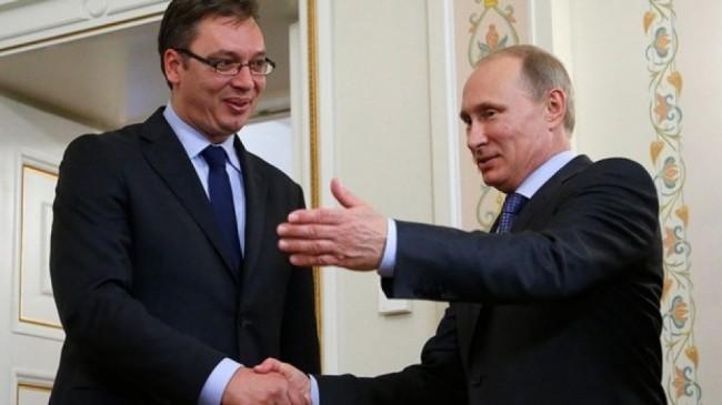 Сръбски вестник: Сбогом, другарю Путин!