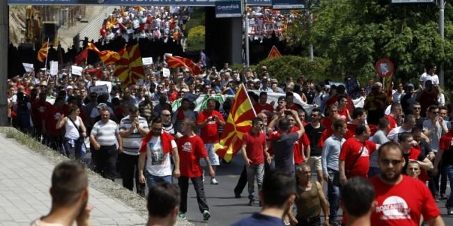 Македония – новото поле на битката между САЩ и Русия