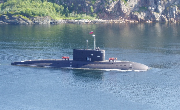 Русия пусна на вода най-безшумната подводница в света