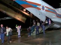 Руски самолети евакуират хора от горещите точки в Близкия Изток