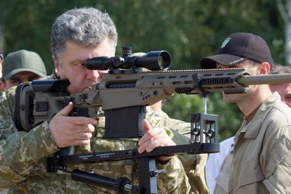 Експерт: Разрешавайки на гражданите да носят оръжие, Украйна няма да може да контролира неговото разпространение