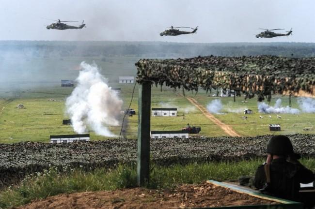 Прехващачи свалиха крилата ракета по време на учения