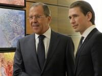 Външните министри на Русия и Австрия ще обсъдят актуалните международни въпроси