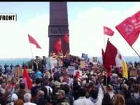 Украинските националисти заплашват участниците в демонстрациите на 9 май в Одеса