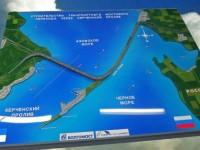 Русия започна да строи моста до Крим